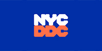 NYC Department of Design and Construction logo