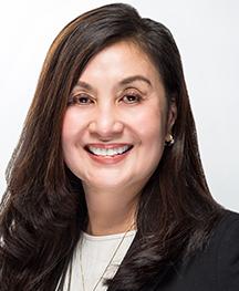 Yolanda Del Prado EIA President and Chief Financial Officer headshot