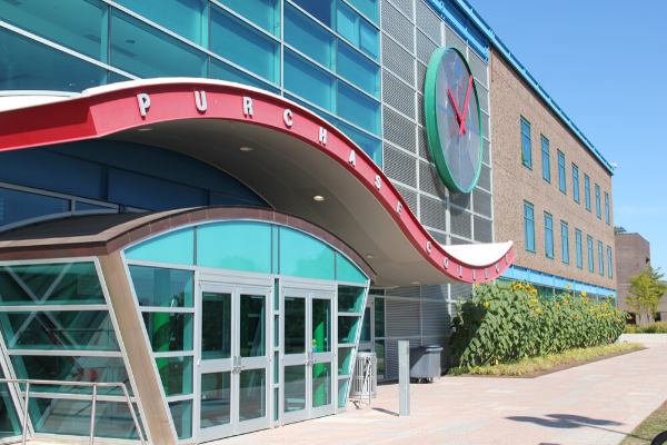 SUNY Purchase College Student Affairs building